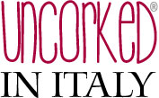 Uncorked in Italy logo